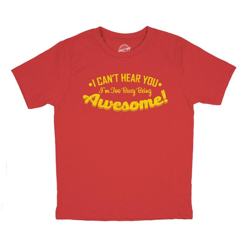 1c946dba Youth Gamer Shirt Awesome Shirt Gamer Gift Nerdy Shirts | Etsy