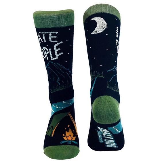 Coole Socken mit Spruch Bekleidung Herren First B Socks