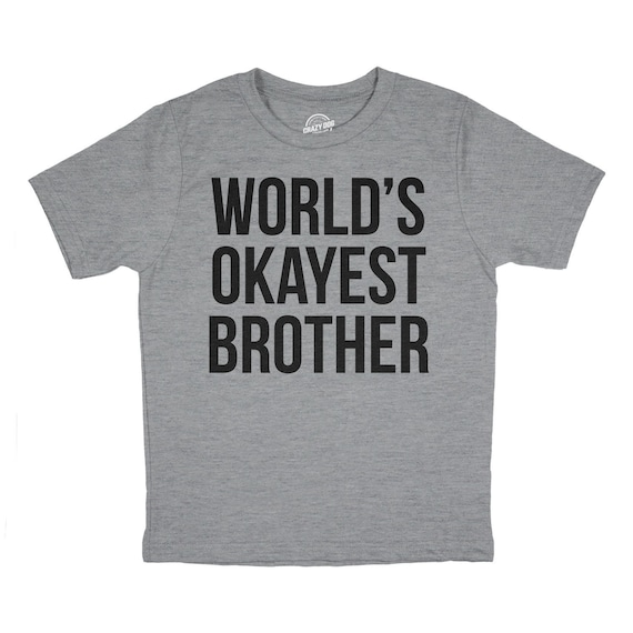 a2ab695e9cc Youth T Shirt For Brother Youth Sibling Shirts Big Brother
