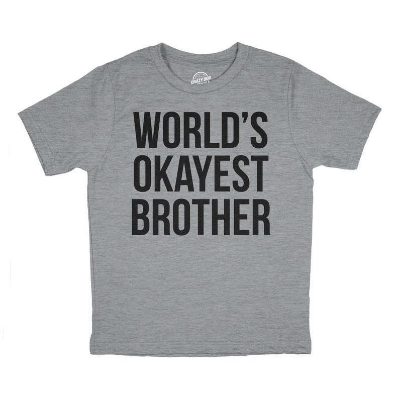 2136f97c5 Youth T Shirt For Brother Youth Sibling Shirts Big Brother   Etsy