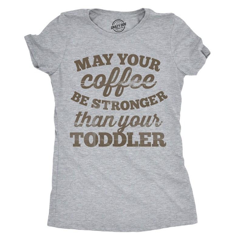 09bd17da6 Mom Shirts Sayings Coffee Mom Shirts Funny Mom Shirt Gift | Etsy
