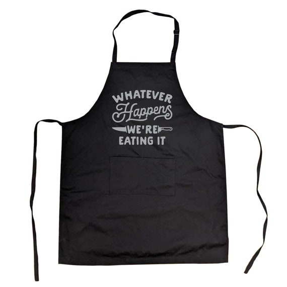 I COOK IT You Eat It Cooking or Baking  Cover Up Gift Funny Humor Apron