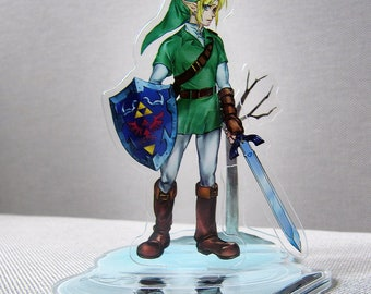 IN-STOCK Dark Link Reflection Acrylic Standee