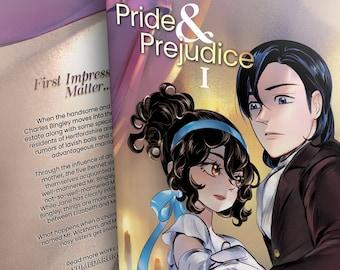 Graphic Novel: Pride & Prejudice Volume I