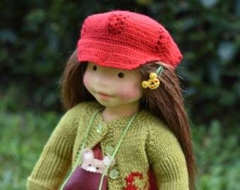 "RESERVED !!    JESSICA   20"" waldorf doll"
