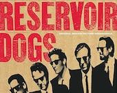 RESERVOIR DOGS Soundtrack SEALED Vinyl Lp Record Album 1992 Original Motion Picture Sound Track Reissue QUeNTIN TARANTiNO Steven Wright