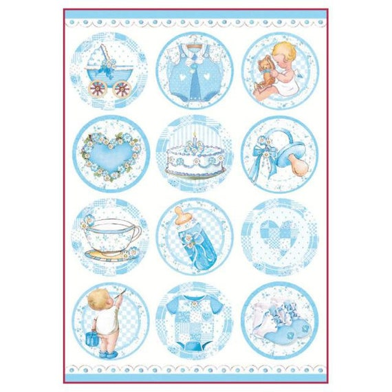 Stamperia Rice Paper Decoupage 1 x A4 Size Sheet Sweet Kitten
