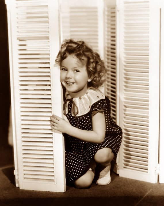 """SHIRLEY TEMPLE CHILD ACTRESS MOVIE STAR LOT OF 3 8x10/"""" HAND COLOR TINTED PHOTOS"""