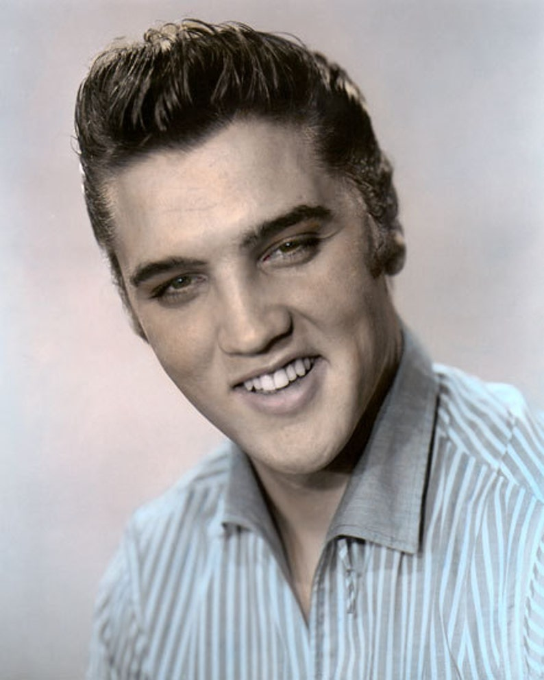 Elvis Aaron Presley The King of Rock & Roll Hollywood Actor Singer  Songwriter 8x10