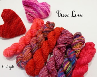 True Love Valentine Knit Kit