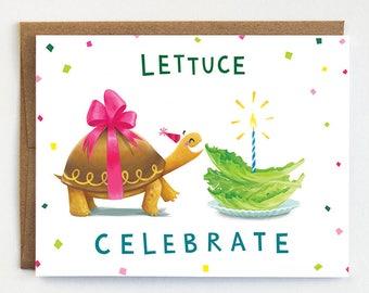 Pun birthday card   Etsy