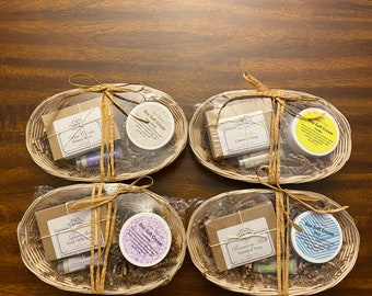 Country Style Gift Baskets for him or her