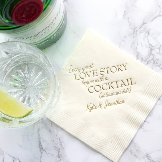 Every Great Love Story Begins With A Cocktail