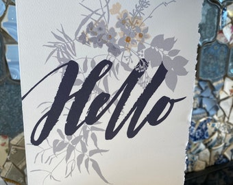 GOOD THOUGHTS [ Hello ]