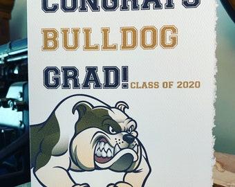 Congratulations Bulldogs Grads [ good thoughts ]