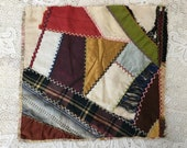 Victorian Quilt Square for Art or Sewing Project