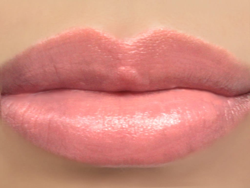 Sheer Lipstick Soft Spoken Light Peach Natural  Etsy-9245
