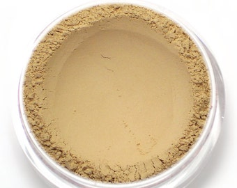 Smoothing Mineral Primer and Finishing Veil - Sheer Tan - Net Wt 7g Jar - Vegan