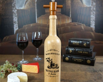 Vintage Personalized Peppermill (BLCPGB468)