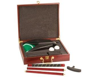 Golf Set- Rosewood Finish Executive Set