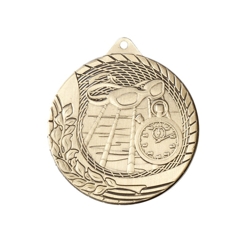 2 Sports Medal Swimming