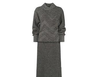 Yves Saint Laurent Tricot Dress