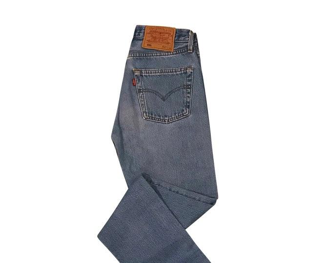 Original RED TAG 501 Levi's Vintage
