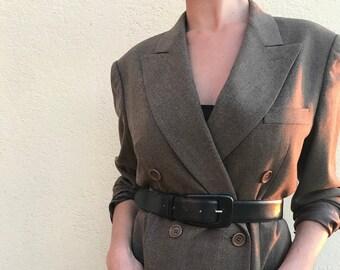Vintage Max Mara Blazer - Vintage Blazer For Her - 80's Vintage Blazer