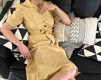 Rosier Vintage Woman Suit - Vintage Blazer & Skirt Lady Suit - 50's Style Vintage Suit - Vintage Bolero and Skirt Suit
