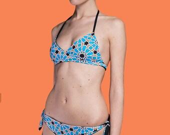 Vintage Inspired Bikini - Fimmina Beachwear
