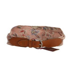 Henry Cotton's Vintage Woman Belt - Vintage 90s flowers belt