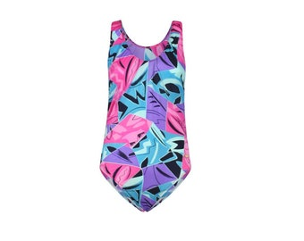 Pierre Cardin Vintage Woman's Swimsuit- Vintage Beachwear - Pierre Cardin Womans Vintage Bodysuit