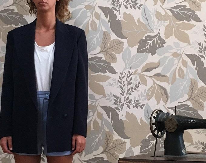 Vintage Gianni Versace Couture Blazer - Woman Vintage Blazer Versace from 90s