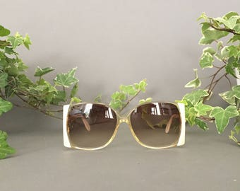 Silhouette - 70's Vintage Sunglasses for her - 70s Vintage Sunglasses