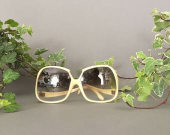 486e6d10aed2 DIOR 70s Vintage Sunglasses - Iconic 70s Sunglasses for Her - Christian  Dior 70s Accessories
