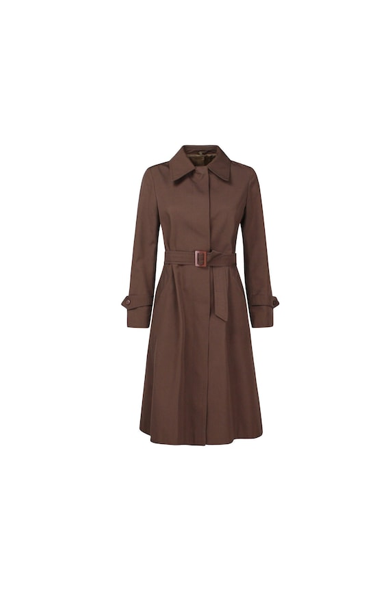 Trench Vintage Donna Anni 70