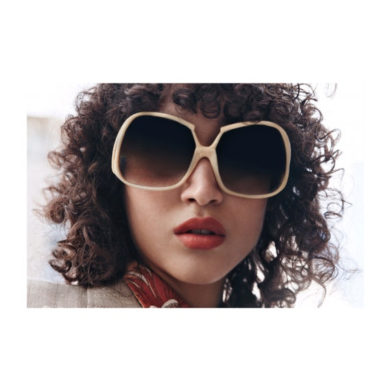 DIOR 70s Vintage Sunglasses - Iconic 70s Sunglasse