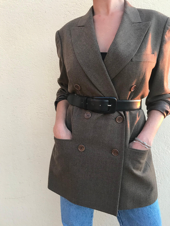 acquisto autentico seleziona per ufficiale Nuova Giacca Donna Vintage Max Mara /Made In Italy