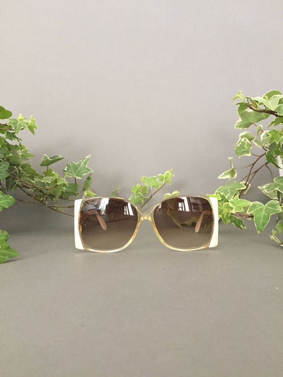 Silhouette - 70's Vintage Sunglasses for her - 70s