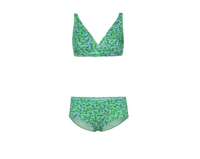 70's Vintage Bikini - Vintage Bikini - Vintage Swimwear