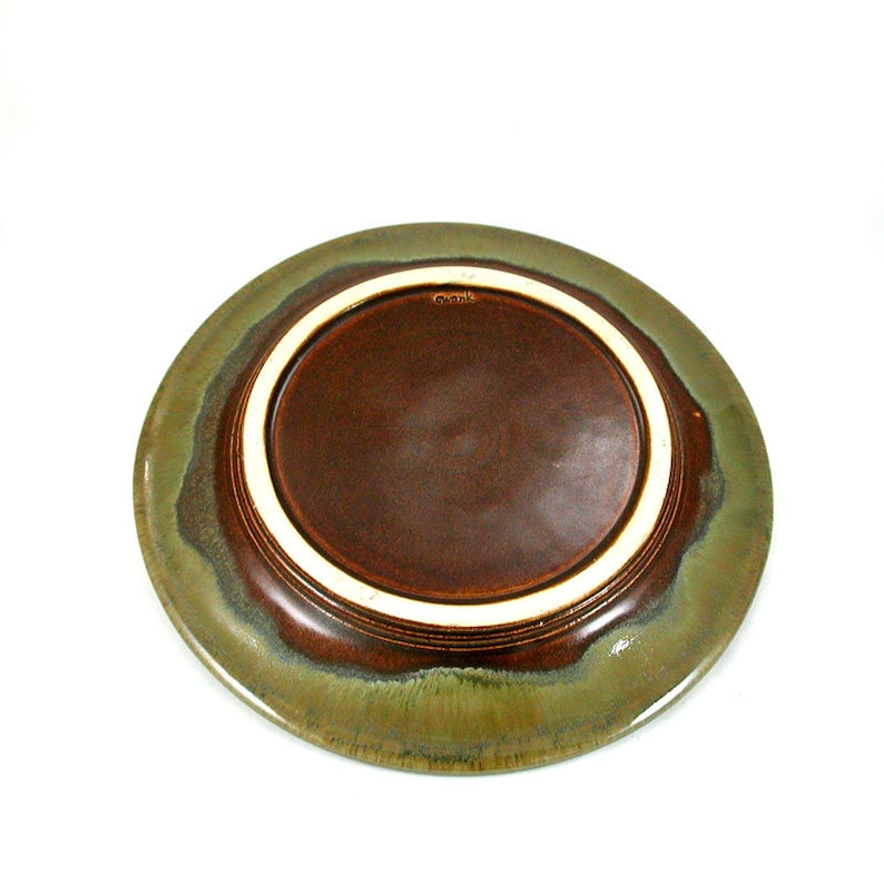 Decorative Pottery Plate Small Cheese Plate Hand Carved Pottery Plate Wheel Thrown Hand Carved Serving Plate Ceramic Carved Plate