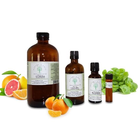 Lime Basil Mandarin 100 Pure Aromatherapy Grade Essential Etsy