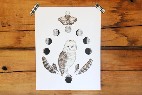 Moon Children | Etsy