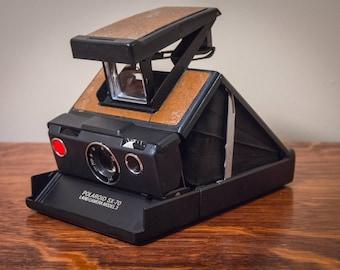 Polaroid SX-70 Land Camera Model 3, Polaroid Land Camera, Non-Functional,  Polaroid Camera, SX-70 Film, Film Camera, Vintage, Camera, 1970s 7c23ed7f20