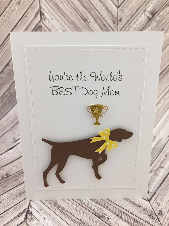 German Shorthaired Pointermothers Day Mother