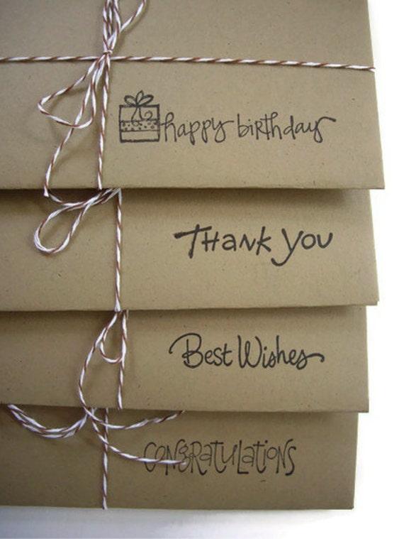 money envelope tip envelope handmade envelopehappy birthday etsy