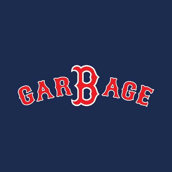 Boston Red Sox Suck = GarBage Shirt - New York Yankees Fan Rivalry - MLB  Baseball T-Shirt - Women's or Men's (Unisex) Red Socks Design