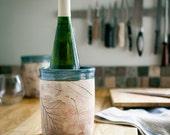 Wine chiller - Utensil Holder - Utensil Crock
