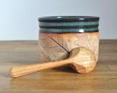 Sugar Bowl - Handmade Pottery - Salt cellar
