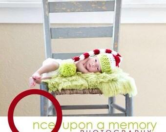 Elf Hat Pattern, Crochet Long Tail Elf Hat Pattern, Crochet Elf Hat Pattern, Crochet Christmas Hat Pattern, Christmas Hat Pattern